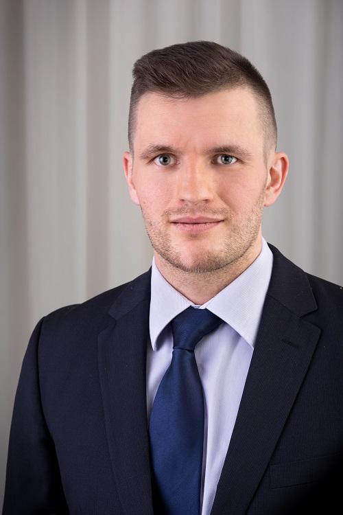 Doktor Łukasz Banasiak